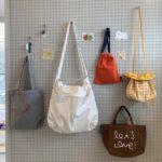 近年流行のおしゃれなコットンバッグを集めた韓国のお店『one more bag』が素敵!